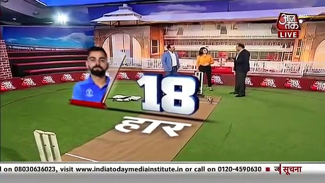 India vs news Zealand world cup 2019 highlights