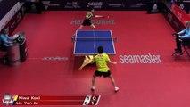 Koki Niwa vs Lin Yun-Ju   2019 ITTF Australian Open Highlights (R32)