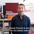 Marc Voinchet et les auditeurs
