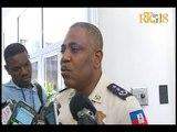 L'intervention du Directeur général de la PNH Michel Ange Gédéon sur l'insécurité dans le pays.