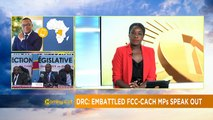 Congo MP candidates petition court to reclaim 'mandate' [The Morning Call]