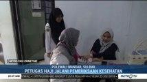 Petugas Haji di Polman Jalani Pemeriksaan Kesehatan