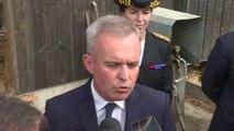 """Dîner fastueux: François de Rugy se dit prêt à """"corriger"""" s'il y a eu """"des erreurs d'appréciation"""""""