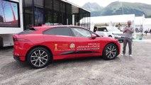 En direct du Salon de Val d'Isère 2019 - Jaguar I-Pace, la voiture de l'année