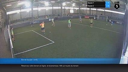 But de Equipe 1 (4-6) - Equipe 1 Vs Equipe 2 - 11/07/19 12:15 - Loisir Colomiers (LeFive)