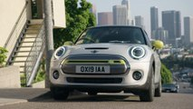 The new MINI Cooper SE Exterior Design