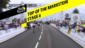 Au sommet du Markstein / At the top of the Markstein - Étape 6 / Stage 6 - Tour de France 2019