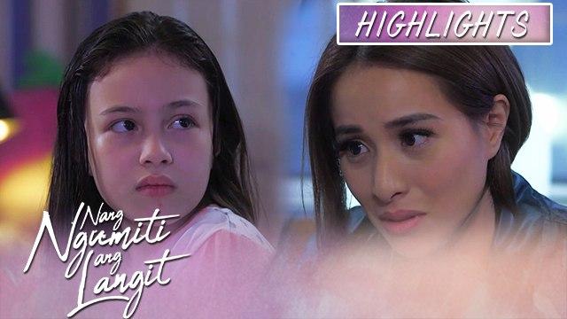Katrina advices Amber to mingle with Michael | Nang Ngumiti Ang Langit