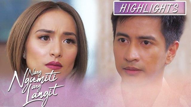 Michael asks for proof that Amber is his child | Nang Ngumiti Ang Langit