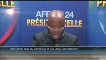 DÉBAT SPÉCIAL PRÉSIDENTIELLE 2018 - Cameroun: CAN 2019 et des Lions Indomptables? (1/3)