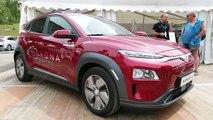 En direct du Salon de Val d'Isère 2019 – Hyundai Kona : électrique et maintenant hybride