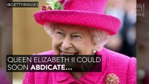 We Now Know When Elizabeth II Will Be Abdicating The Throne!