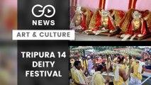 Kharchi Puja Begins In Tripura
