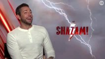 Shazam! Cast Reveal Their Favorite Batman Actors