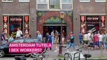 La sindaca di Amsterdam vuole riformare il quartiere a luci rosse