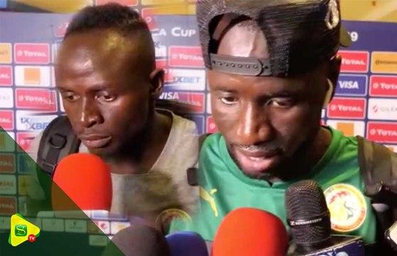 Ambiance aprés le match Sénégal vs Bénin