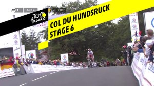 Col du Hundsruck - Étape 6 / Stage 6 - Tour de France 2019