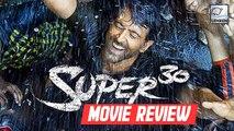 Super 30 Film Review: Hrithik Roshan Makes Strong Impact