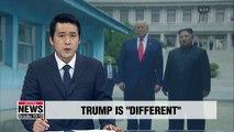 "Kim Jong-un believes Trump is ""different"": U.S. State Dept. official"