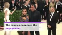 Jennifer Lopez and Alexander Rodriguez announce engagement