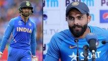 ICC Cricket World Cup 2019 : ''I Will Keep Giving My Best Till My Last Breath'' : Ravindra Jadeja