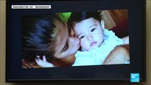 US migrant detention: mother gives emotional testimony in Congress after daughter's death