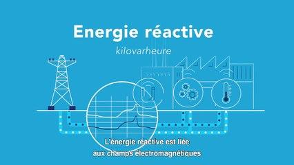 L'énergie réactive et la gestion des tensions hautes