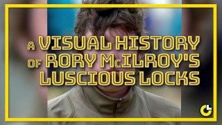 A Visual History of Rory McIlroy's Luscious Locks