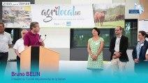 [ Bruno BELIN ] =>2nd Forum Agrilocal au Collège Arsène Lambert de Lencloître