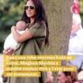 Le look de la semaine : Meghan Markle