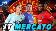 Journal du Mercato : Manchester United sens dessus dessous