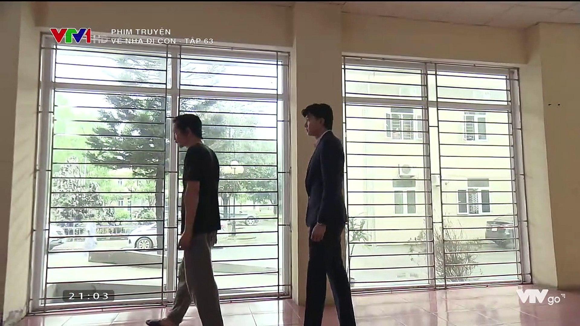 Về nhà đi con [Tập 63 HD] | Phim Việt Nam 2019 | Bản chuẩn VTV