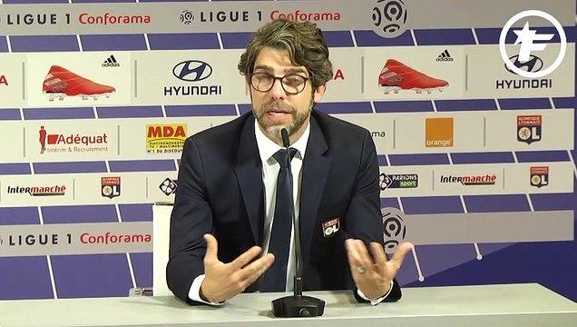 OL : la mise au point de Juninho sur Lucas Tousart