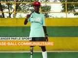 Changer grâce au sport: l'initiative qui s'en sort du parc