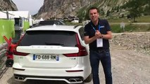 Salon de Val d'Isère 2019 : Volvo V60