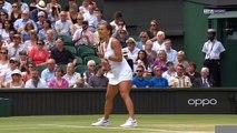 Wimbledon : Serena beaucoup trop forte pour Strycova