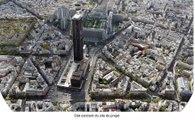 """Exposition au pavillion de l'Arsenal sur le projet """"Maine-Montparnasse"""""""