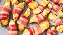 Pickle Lovers, Your Day Is About To Get A Whole Lot Better With These Bacon-Wrapped Pickles