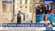 """Dîners de François de Rugy: la députée LaRem Cendra Motin """"ne voit pas d'affaire"""""""