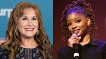 Voice of Ariel in 'Little Mermaid' Defends Halle Bailey's Casting
