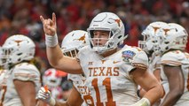 Sam Ehlinger, Ranked No. 41 on SI's College Football Player Top 100, Has Most Upside on List