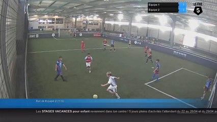 Equipe 1 Vs Equipe 2 - 11/07/19 15:29 - Loisir Colomiers (LeFive) - Colomiers (LeFive) Soccer Park