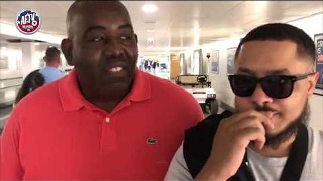 WTF Koscielny Goes On Strike & Refuses To Go On USA Tour! (Robbie & Troopz React)