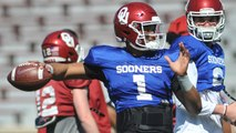 Don't Expect Jalen Hurts to Put up Huge Numbers at Oklahoma