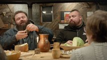 The Strongest Man in History: Eat Like a Strongman