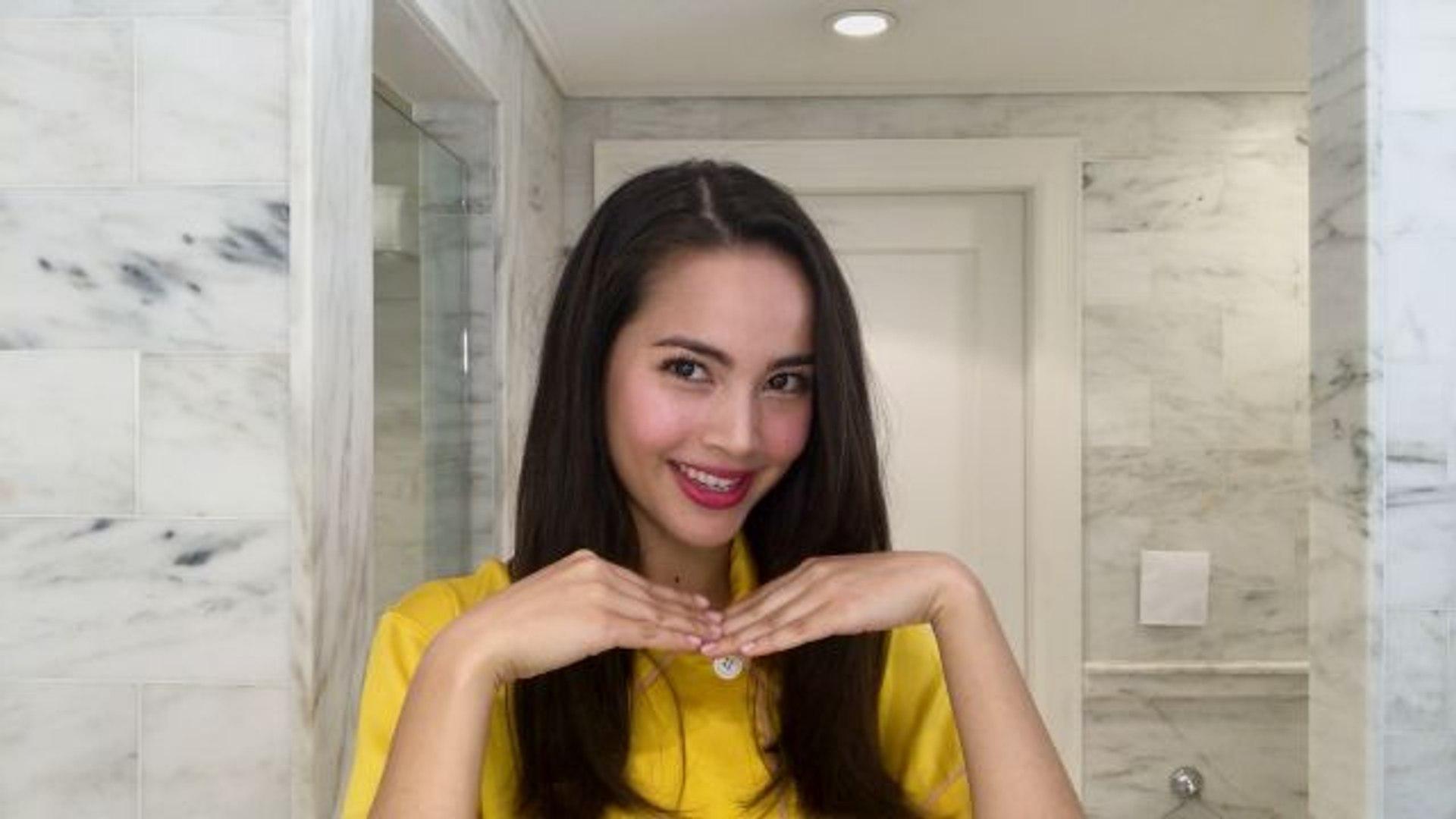 Watch Yaya Sperbund Do Her Thai Beauty-Inspired Daily Routine