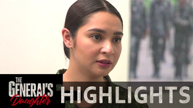 Jessie blames Rhian for their family's bad fate | The General's Daughter