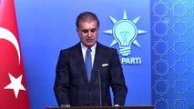 """AK Parti Sözcüsü Çelik: """"S-400 gibi hassas bir konuda milli bir duruş göremiyoruz"""""""