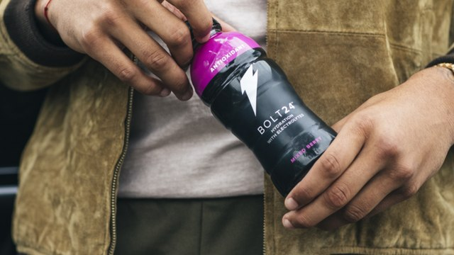 Gatorade Launches Bolt24 Drinks for Athletes Off the Field