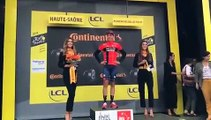 Cycling - Tour de France - Dylan Teuns Wins at La Planche Des Belles Filles